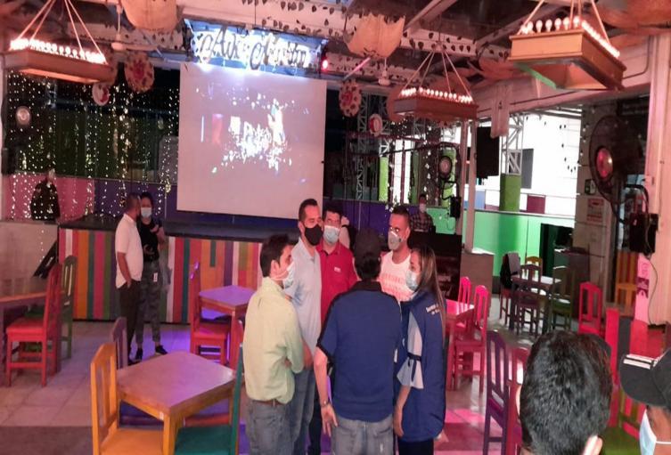 bares en Ibagué abrieron