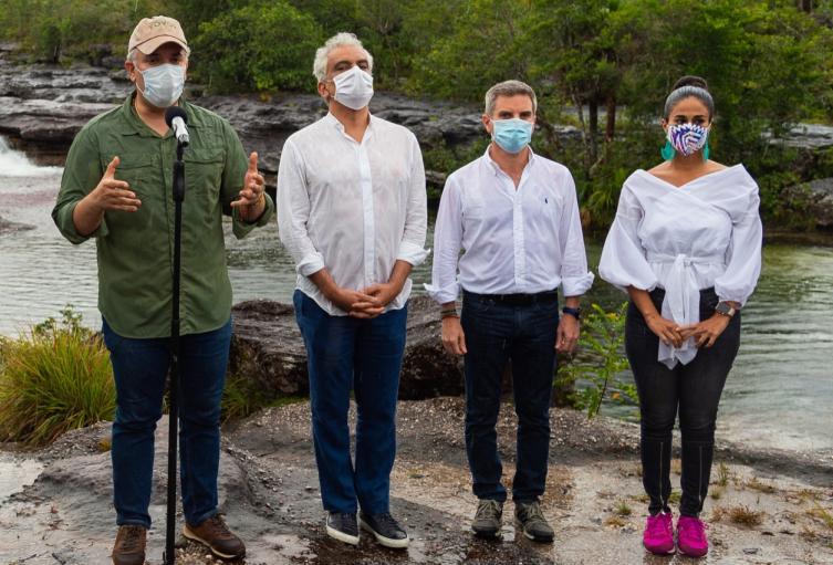 Presidente Duque designa a Carlos Eduardo Correa Escaf como nuevo MinAmbiente