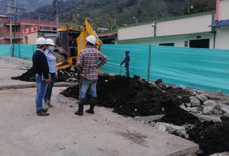 Acueducto en Cajamarca Tolima