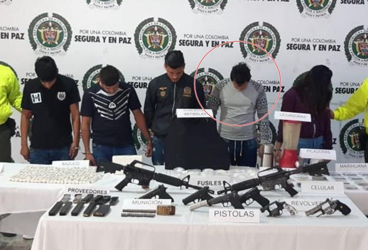 Pagará 9 años de prisión integrante de ´Los Paisas' asesinar a un hombre en Venadillo