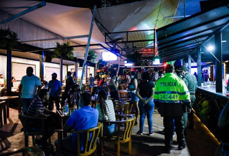 Horarios en los bares de Ibagué durante Semana Santa.