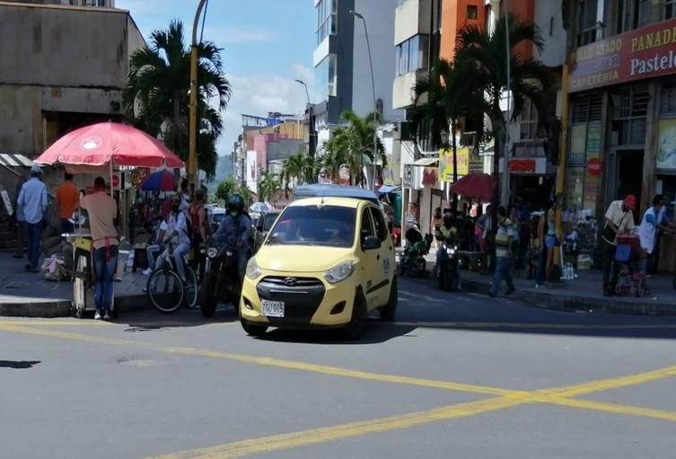 Calle 15 de Ibagué