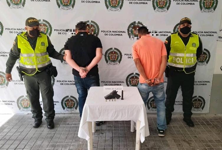 Capturaron peligrosos delincuentes en Melgar - Tolima