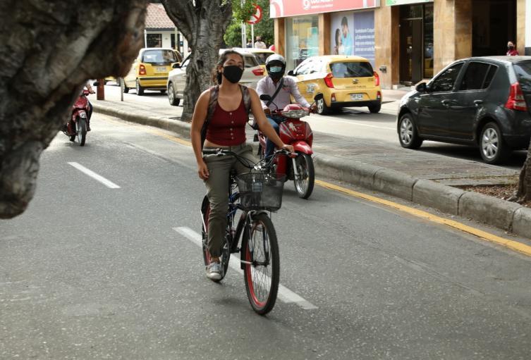 Día sin carro, ni moto en Neiva