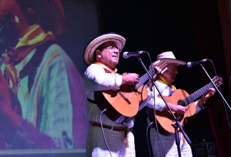 Festival Nacional de la Música Colombiana.