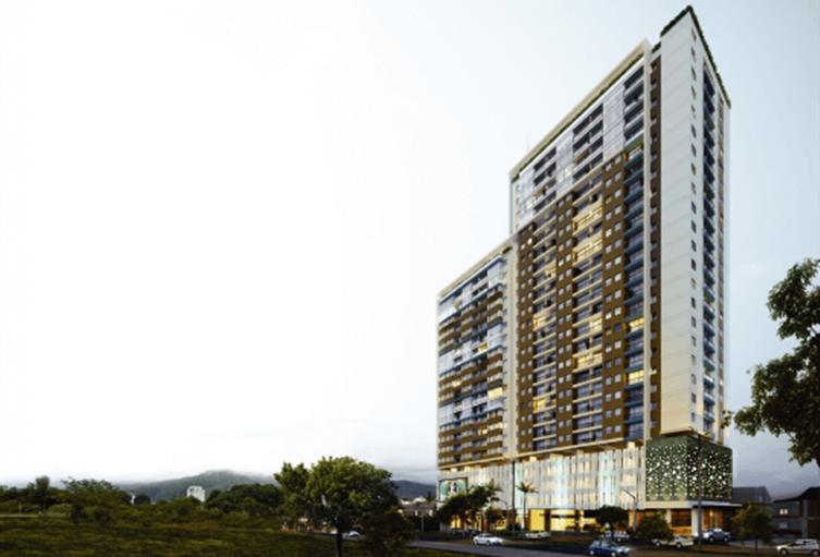 El edificio más alto de Ibagué