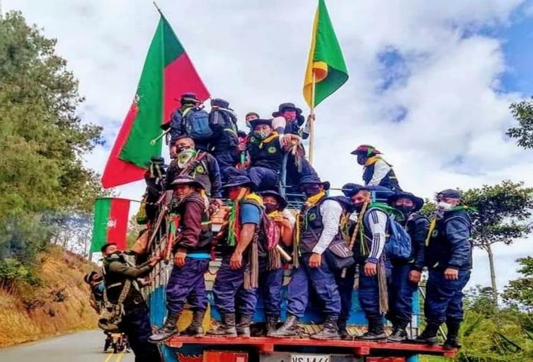 Marcha indígena