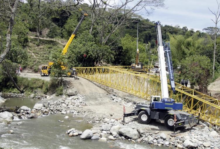 Obras del Acueducto Complementario etapa 1 fase 2