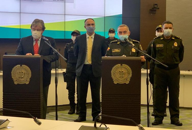 El Tolima dentro de la operación 'Faraón' contra el secuestro y la extorsión a nivel nacional
