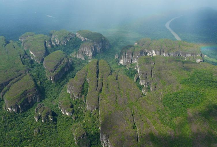 Parque Natural Chiribiquete