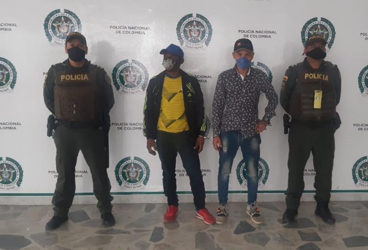 Capturaron invasores en Ibagué
