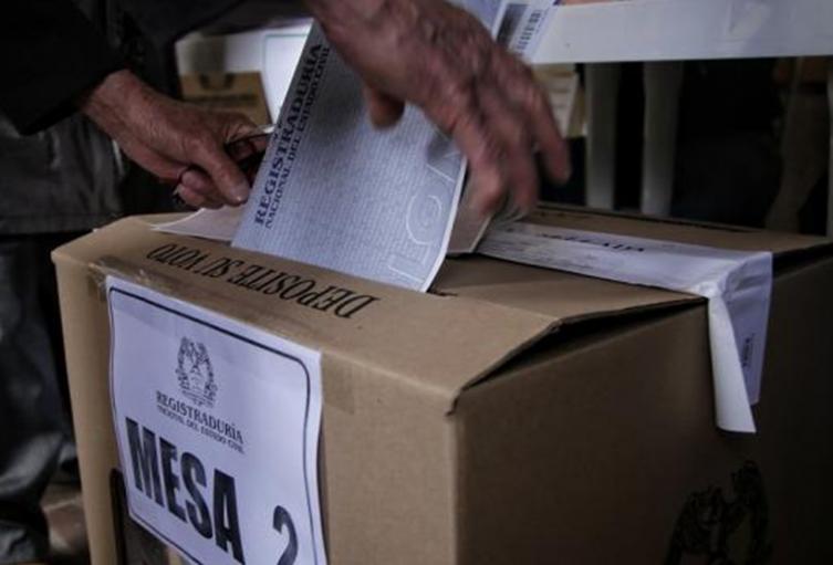 Seguridad en elecciones