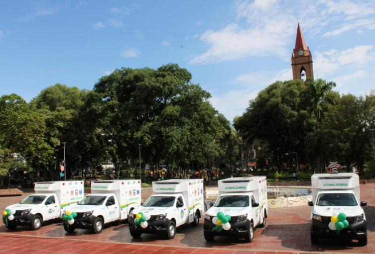 Ambulancias Huila
