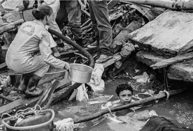 Tragedia Armero - Tolima