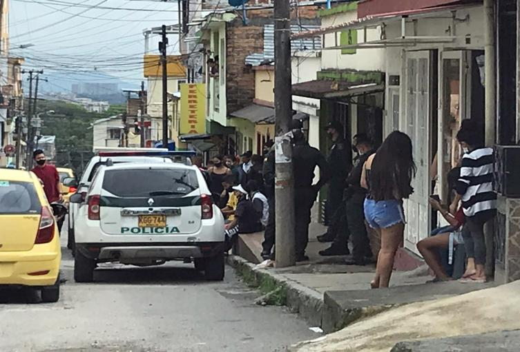 Feminicidio barrio Ambalá de Ibagué