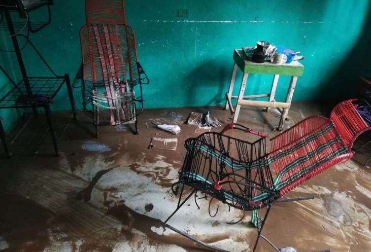 Afectaciones por lluvias en Natagaima, Tolima.