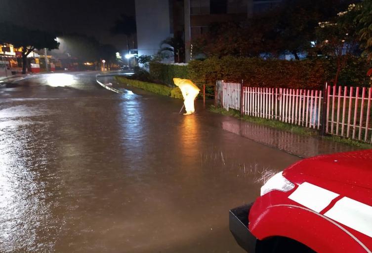 lluvias sumideros Ibagué