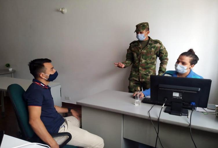 Libreta Militar Ibagué