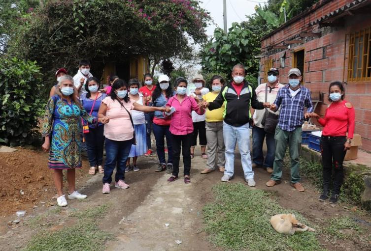 Comunidades victimas del conflicto armado