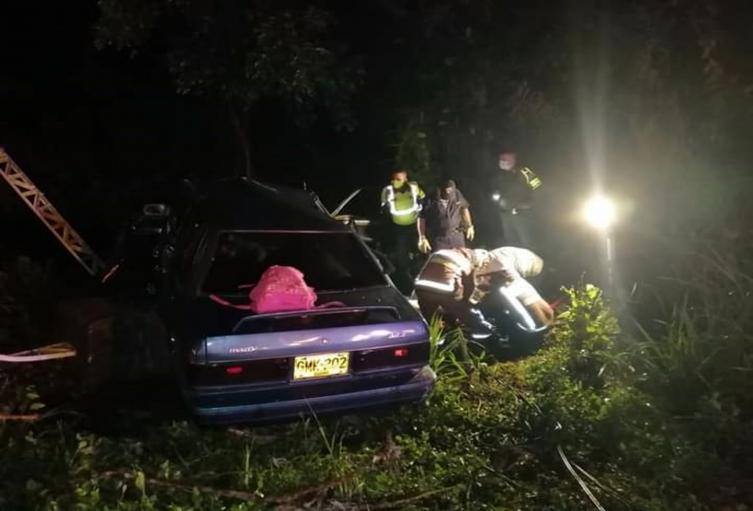 En accidente de tránsito murió menor de edad