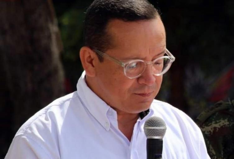 Alcalde de Mariquita Tolima