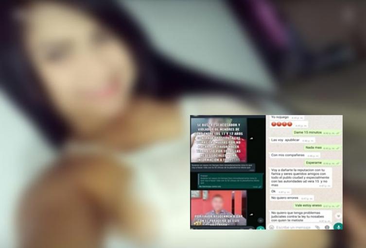 Cayeron 'Las Eróticas', extorsionaban hombres después de que les enviaban fotos desnudas