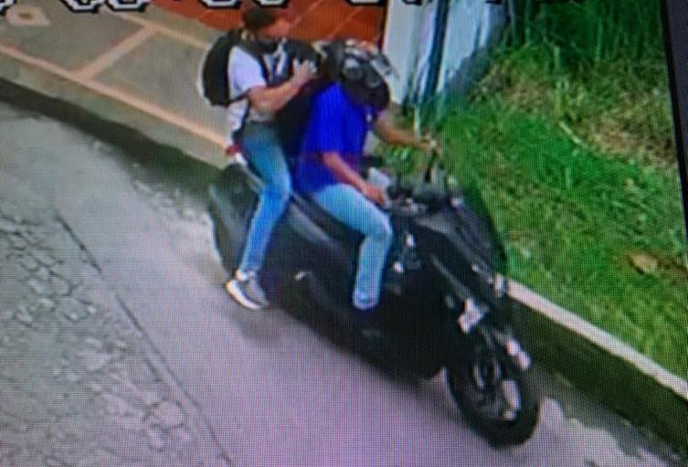 En video quedaron ladrones de elementos quirúrgicos en Rincon de piedra Pintada