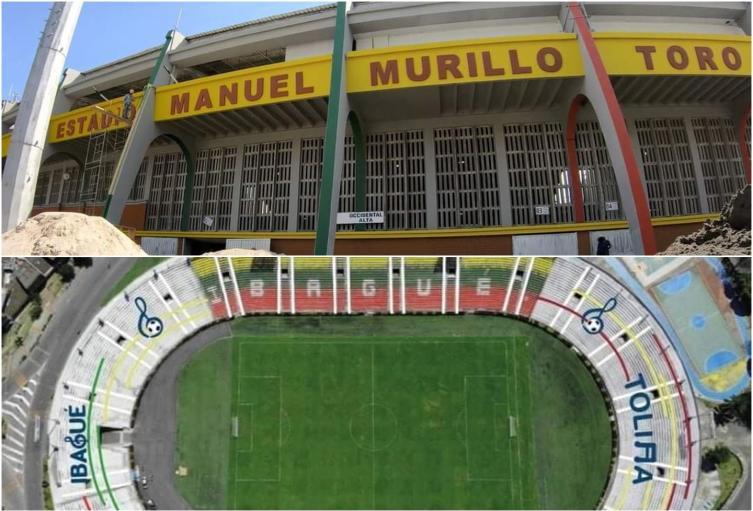 Remodelación del estadio Manuel Murillo Toro