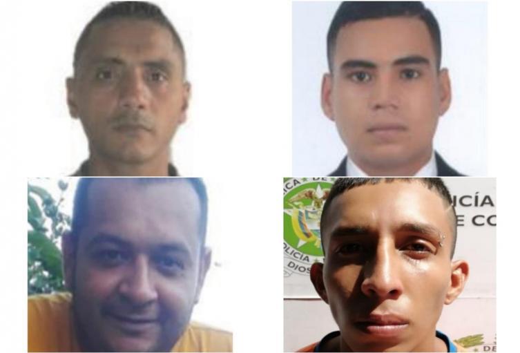 Autoridades siguen en la búsqueda de cinco fugitivos en Ibagué
