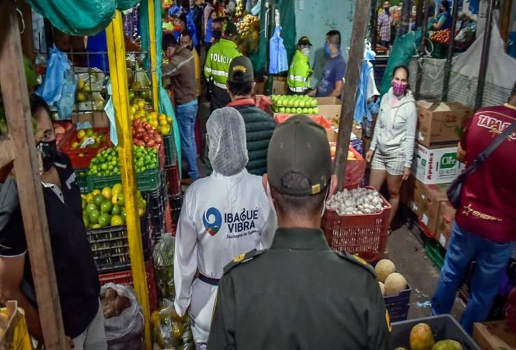 Plazas de Mercado Ibagué 2021