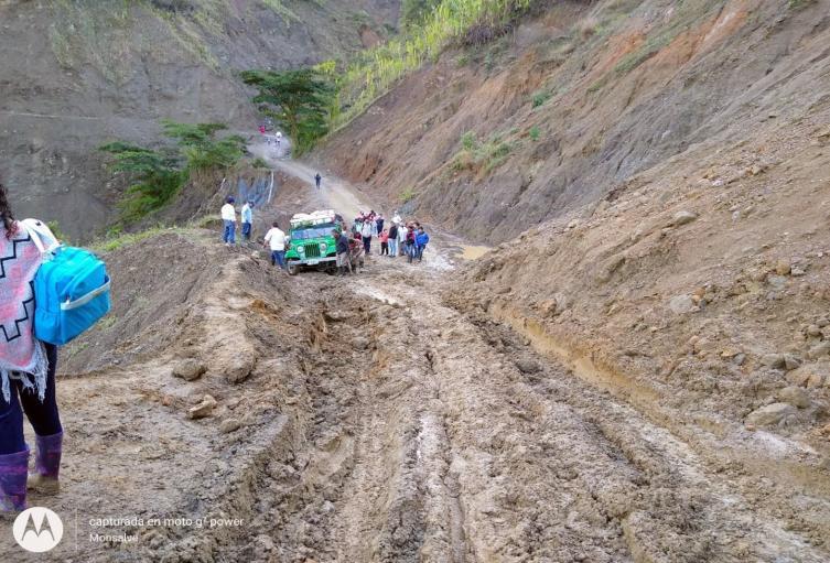 Vía Peñaranda-Tapias