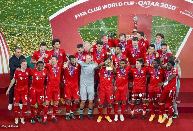 Bayern Munich campeón del mundo