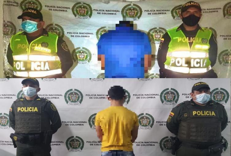 En Palocabildo y Ambalema otros dos jíbaros fueron capturados por envenenar las calles con estupefacientes