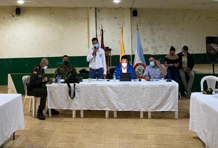Tras asesinato de ex concejal de Herveo gobierno departamental citó consejo extraordinario de seguridad