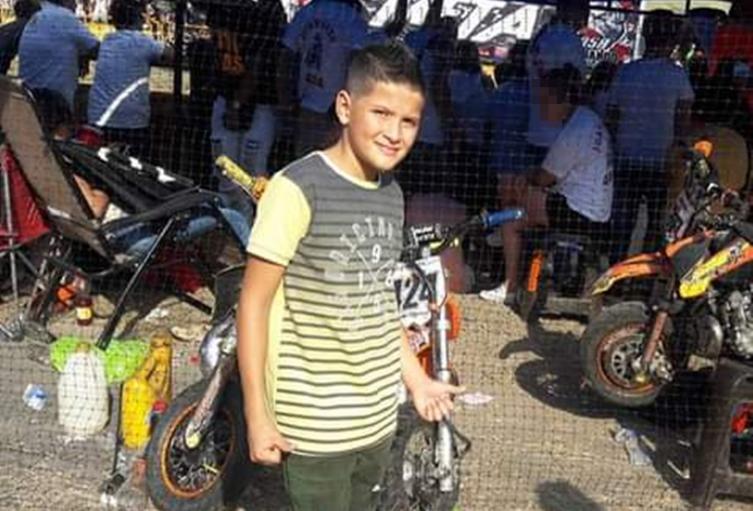 Desapareció Cristian Felipe del barrio Albania, sur de Ibagué