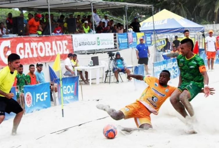 Neiva se postula como sede de la Copa Libertadores de futbol playa
