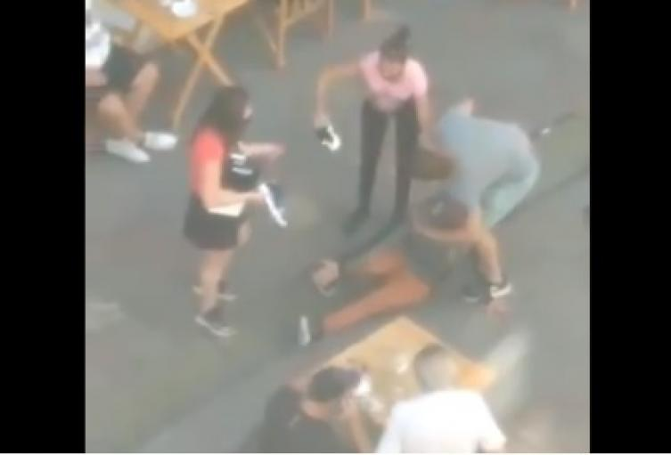 Karateca atrapa a ladrón
