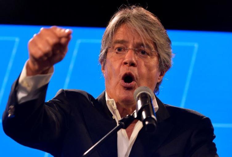 Guillermo Lasso, candidato conservador a presidencia de Ecuador