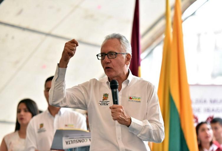 Gobierno de Guillermo Alfonso Jaramillo 2018