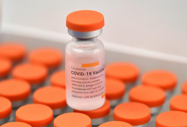Vacunas de Sinovac en Colombia