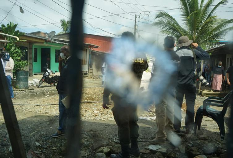 Violencia en el puerto de Buenaventura