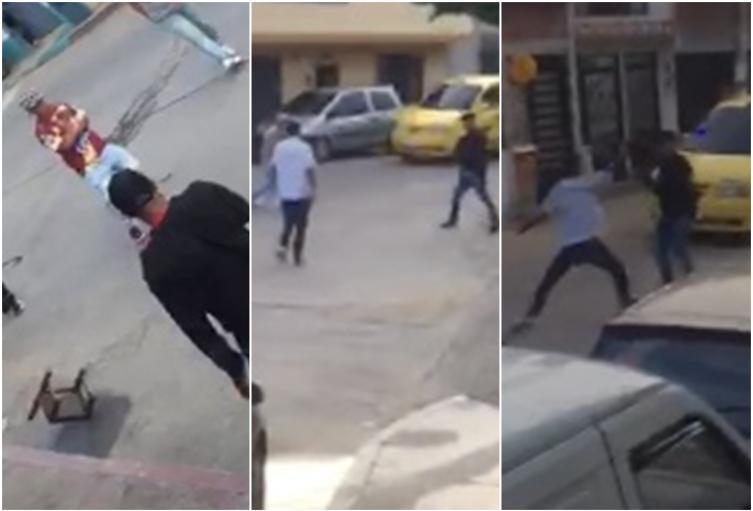 Le dispararon a un joven en hechos confusos en el barrio Gaitán de Ibagué