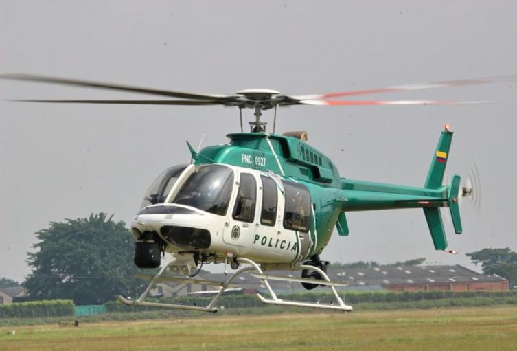 Policía Metropolitana de Ibagué patrullará la ciudad desde el aire