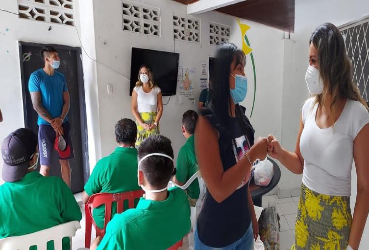 Habitantes de calle reciben ayudas por parte de la alcaldía de Neiva