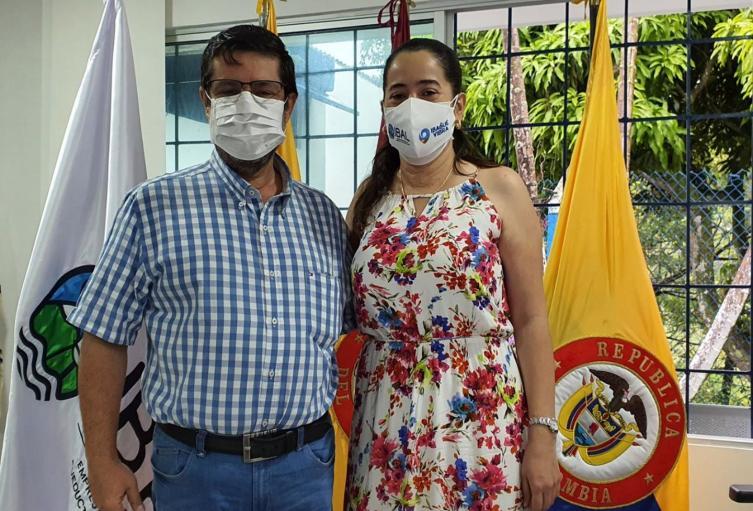 Sandra García Cobas y José Rodrigo Herrera, cambios Ibal