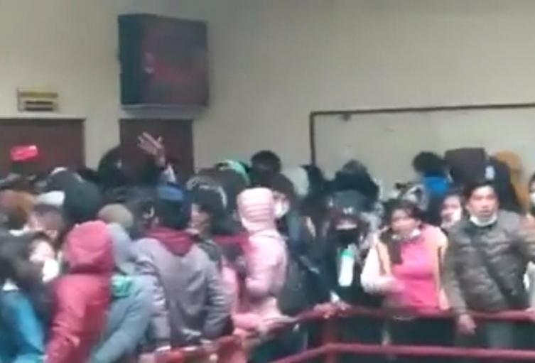 Estudiantes Bolivia
