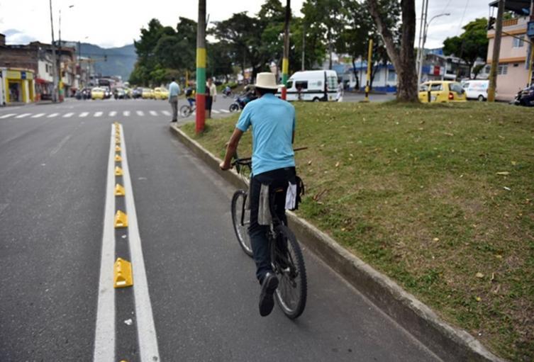 bicicarriles Alcaldía de Ibagué 2021