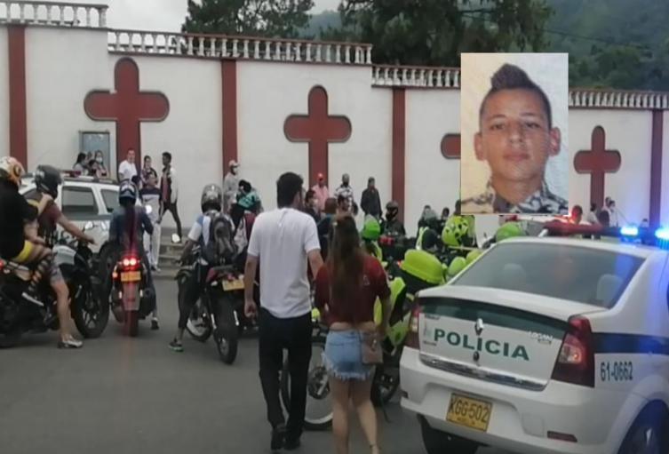 Un muerto y un herido tras violenta riña frente al Cementerio San Bonifacio