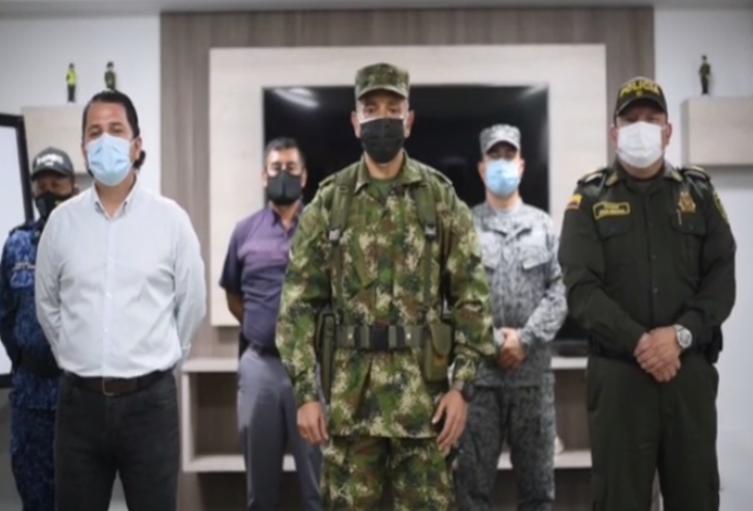 """""""No hemos emitido ninguna alerta de posible 'plan pistola' contra guardianes del Inpec: Cr. Jairo Castillo"""
