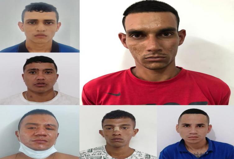 Identificaron a los internos fugados de la Estación de Policía en El Espinal